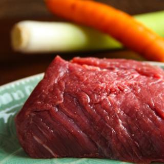 Suppenfleisch ohne Knochen Wulksfelde