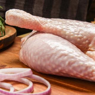 Hähnchenkeulen 2 Stk ca. 500 g