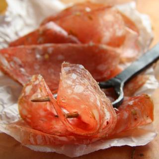 Ital. Salami Finocchiona ca. 80 g