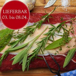 Roastbeef im Stück ca. 1,5 kg