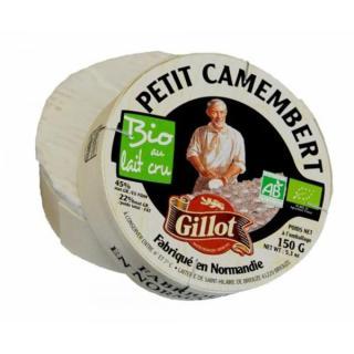 Camembert Gillot 150 g 45 %