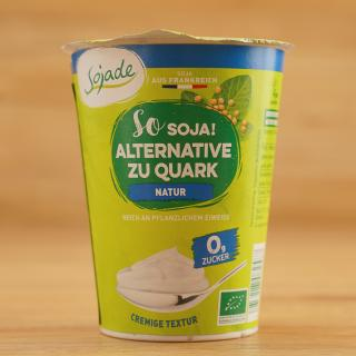Quarkalternative Soja 400 g