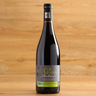 Côtes du Rhône rot trocken 0,75 l