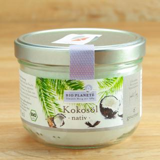 Kokosöl nativ 400 ml