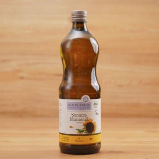Sonnenblumenöl nativ  1 l