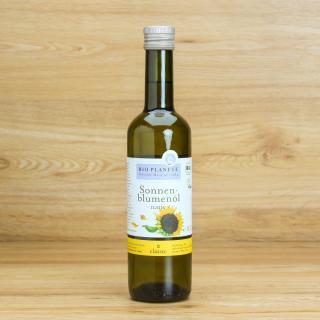 Sonnenblumenöl nativ  0.5 l