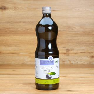 Olivenöl mild - extra nativ