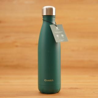 Isolierflasche Isotherme Smaragdgrün für 500ml