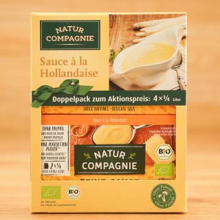 Sauce à la Hollandaise feinkörnig Doppelpackung