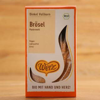 Dinkel Vollkorn Brösel-Paniermehl 200 g