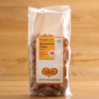 Buchweizen-Vollkorn-Flakes 250 g