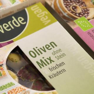 Oliven Mix o. Stein 150 g
