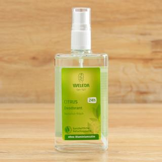 Citrus - Deodorant Weleda 100 ml