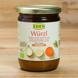 Gemüsebrühe Würzl hefefrei Glas 250 g