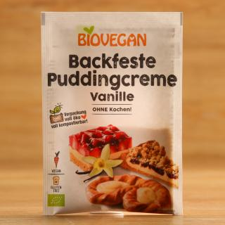 Puddingcreme backfest Vanille