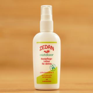 Hautpflegelotion für Aktive - Licht- und Insektenschutz