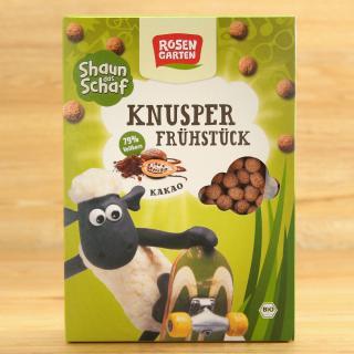 Knusper Frühstück Kakao