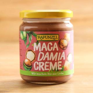 Macadamia Nuss-Creme 250 g