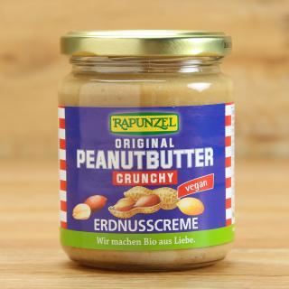 Peanutbutter Crunchy 250 g