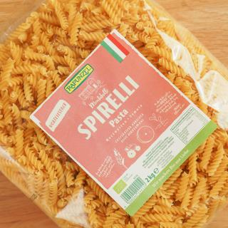 Spirelli Semola Jumbotüte 2 kg