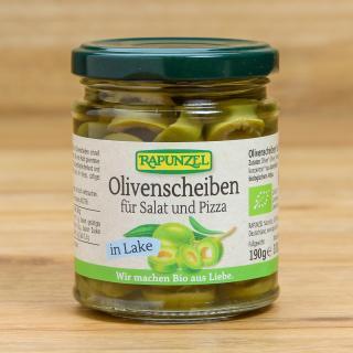 Olivenscheiben 190 g