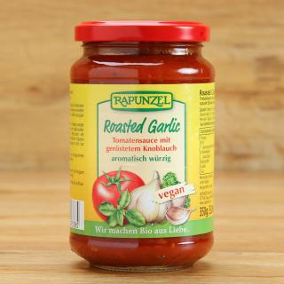 Roasted Garlic Tomatensauce