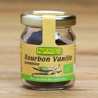 Vanillepulver (im Glas) 15 g