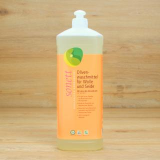 Oliven Waschmittel für Wolle und Seide