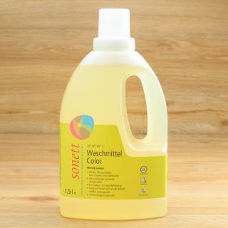 Waschmittel color flüssig 1,5 L Sonett