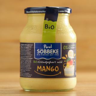 Joghurt Cremejoghurt Mango 7,5 % 500 g