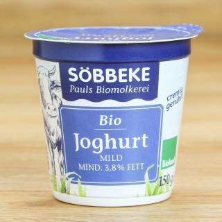 Joghurt natur 3,8 % 150 g