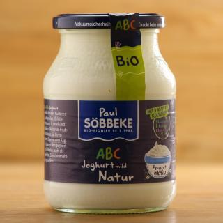 Joghurt natur ABC 3,8 % 500 g