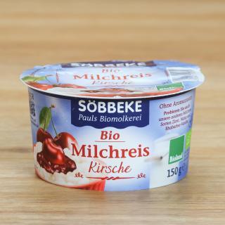 Milchreis Kirsche 150 g