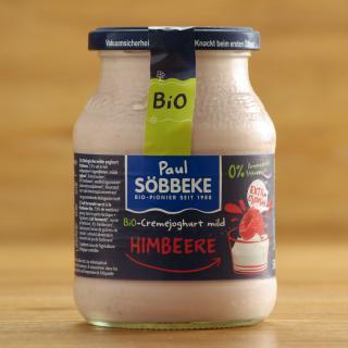 Joghurt Cremejoghurt Himbeere 7,5 % 500 g