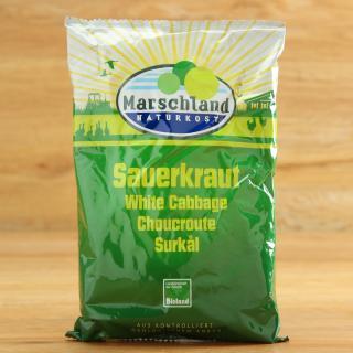 Sauerkraut im Beutel 500 g