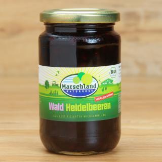 Wald Heidelbeeren im Glas 340 ml