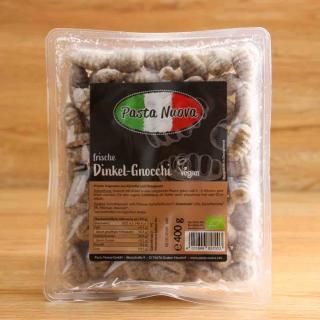 Dinkel Gnocchi frisch 400 g