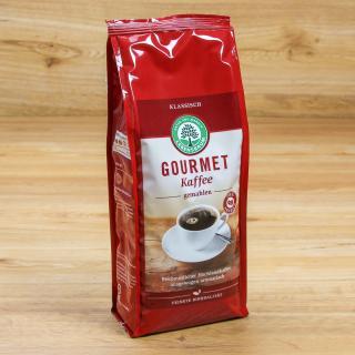 Gourmet-Kaffee gemahlen
