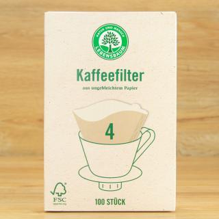 Kaffeefiltertüten Gr. 4