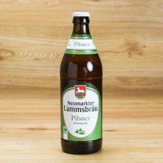 Lammsbräu Edelpils 0,5 l