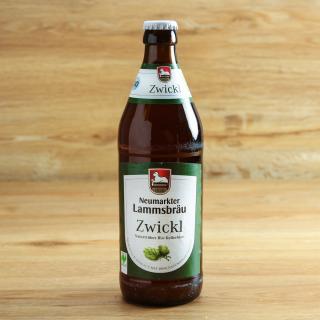 Lammsbräu Zwickl 0,5 l