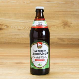 Lammsbräu Dunkle Weiße alk.frei 0,5 l