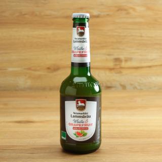 Lammsbräu Weiße Grapefruit alkoholfrei