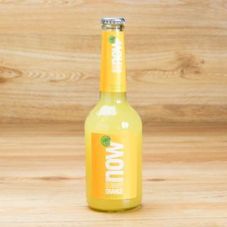 now - Sunny Orange 0,33 l