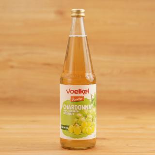 Traubensaft Chardonnay weiss  0,7 l