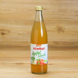 Apfelschorle naturtrüb 0,5 l