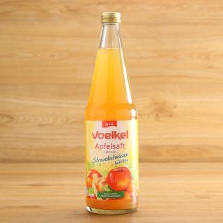 Apfelsaft naturtrüb Bio-Streuobst 0,7 l