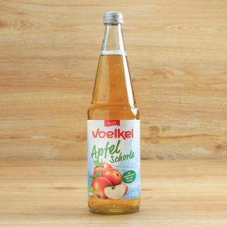 Apfelschorle klar 0,7 l