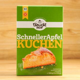 Backmischung  Der schnelle Apfelkuchen