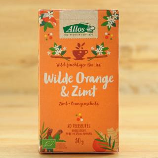 Wilde Orange und Zimt 20 TB